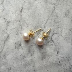 Boucles d'oreille en perle...
